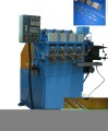 Preformed tension clamp/armor rods equipment
